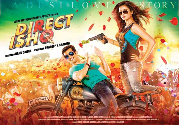 Direct Ishq Movie Cast And CrewReviewsRatingsTrailerRelease Date