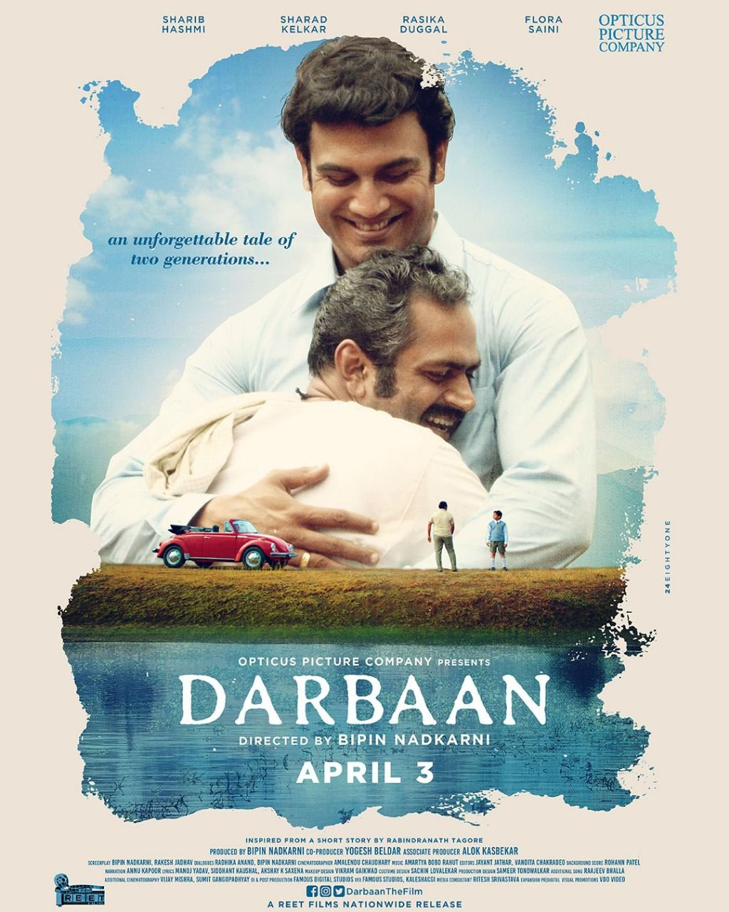 Darbaan Official Trailer