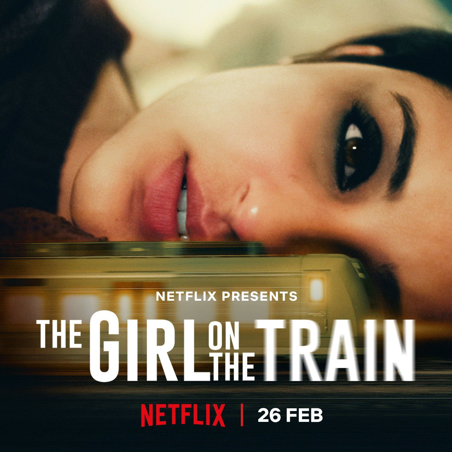 The Girl On The Train Official Teaser